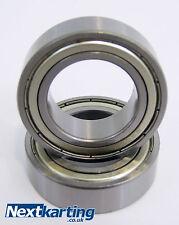 Genuine OTK 25 mm - 12 mm FRONT WHEEL HUB BEARINGS (6905z) confezione da 2-Tony Kart