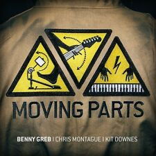 BENNY GREB - MOVING PARTS  CD NEU