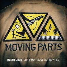 BENNY GREB - MOVING PARTS  CD NEU