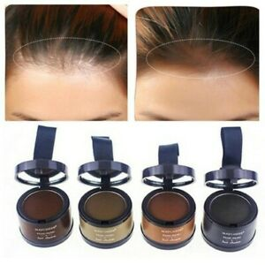 Hair Fluffy Powder Instantly Black Root Cover Up Natural Instant Line Coverage