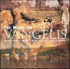 NEW CD.The Music Of Vangelis