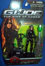 GI JOE BARONESS Rise of the Cobra 2008 NIB New Attack on the GI JOE PIT