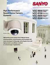 Sanyo VCC-MC500 30x Optical Zoom Dome Camera NEW! NEW! EXCELLENT!!