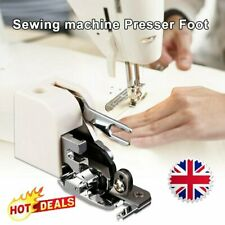 MACCHINA per cucire domestiche Lato Cutter overlock PIEDINO CUCIRE Accessorio UK