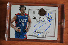 2012-13 Panini Flawless All-Star Ink #10 Joakim Noah AUTO /15