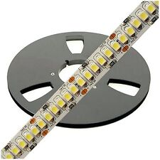 BOBINA 5MT STRIP 1200 LED 3528 BIANCO CALDO WARMWHITE 3000-3500K 24V 8500LM