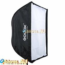 Godox 50*70cm Portable Square Umbrella Softbox Reflector For Flash Speedlite�€AU�€'
