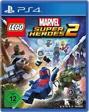 LEGO Marvel Superheroes 2 (Sony PlayStation 4, 2017)
