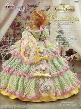Charleen of Dallas Ladies of Fashion Crochet Gown Pattern for Barbie Dolls NEW