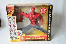 """AMAZING SPIDER-MAN Ultimate 18"""" Super Poseable Action Figure NEW!"""