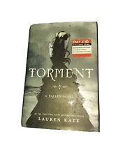 Fallen Ser.: Torment by Lauren Kate (2010, Hardcover)