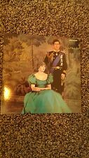 The Royal Wedding Lady Diana Prince of Wales 1981 Ecxellent Condition BBC Vinyl