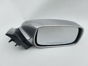 2007 - 2011 Toyota Camry Passenger Right Side Mirror Nonheated Classic Silver