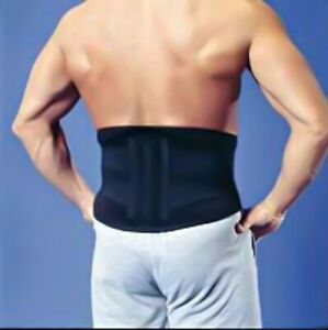 Medical Magnetic Lumbar Support Magnets Back Brace Pain Relief Formerly BIOflex