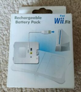 Rechargeable Battery Pack For Nintendo Wii Fit Balance Board   FREE P&P   SEALED
