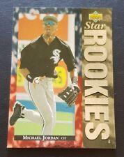 1994 Upper Deck Michael Jordan Star Rookies RC