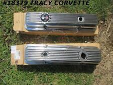 1969-1972 Chevrolet Corvette Chevelle Nova Camaro 474208 474207 Valve Cover Set5
