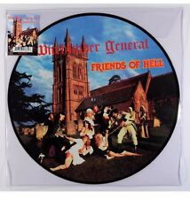 WITCHFINDER GENERAL - FRIENDS OF HELL - RSD 2017 - NEW PICTURE DISC