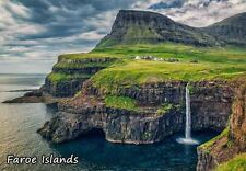FAROE ISLANDS DENMARK TRAVEL SOUVENIR FRIDGE MAGNET #fm100