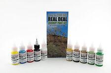 Medea Com-Art kit 10 colori Paesaggi / Scenery REAL DEAL