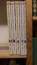 DK Millennium Family Encyclopedia Full Set of 5 Volumes