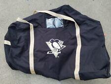 Pittsburgh Penguins Eagle Goalie Size pro stock Nhl Equipment Bag 42x22x20 Black