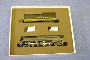 PRR T1 #5533 HO Scale Broadway Limited Pennsylvania RR 4-4-4-4 Steam Engine DCC