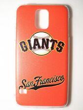 MLB San Francisco Giants Samsung Galaxy S5 G900 Plastic One-Piece Slim Case