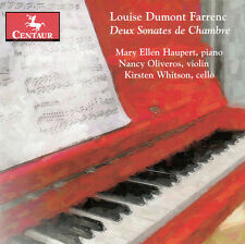 Kirsten Whitson - Deux Sonates de Chambre [New CD]