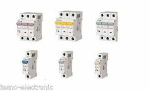 Eaton LS-Schalter Sicherungsautomat PXL Automat 1/3-polig - Wählbar / NEU