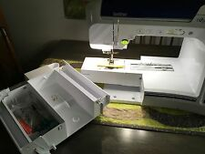 FOR SALE: Brother Quattro 3 model 6750D Computerized Sewing-Embroidery Machine