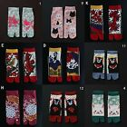 1 Pair Flip Flop Tabi Split Toe Socks Ninja Women Kimono Japanese Ankle-High