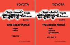 Toyota 4runner Service Manual Pdf