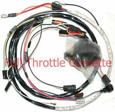 1975 Corvette Engine Wiring Harness 4sp w/oSeatbelt Int