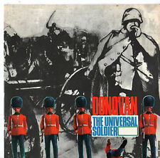 "Donovan - The Universal Soldier 7"" Ep 1965"