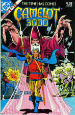 Camelot 3000 # 1 (of 12) (Brian Bolland) (USA, 1982)