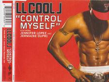 "LL COOL J ""CONTROL MYSELF"" FEAT JENNIFER LOPEZ & JERMAINE DUPRI 2 TK CD SINGLE"