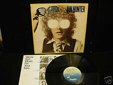 IAN HUNTER You're Never Alone WITH A  Schizophrenic LP MOTT THE HOOPLE BOWIE