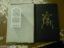 VINTAGE MISSAL - 1958 -The New Sunday Missal - I Pray the Mass - Dialogue Mass