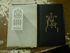 VINTAGE MISSAL - 1958 -The New Sunday Missal - I Pray the Mass - Dialogue Mass