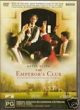 """THE EMPEROR'S CLUB"" DVD - KEVIN KLINE [NEW/NOT SEALED]"