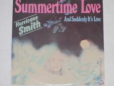 """HURRICANE SMITH -Summertime Love- 7"""" 45"""