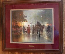 """""""The Blessing"""" by G. Harvey  Signed, Numbered 278, ltd ed  Focus on the Family"""