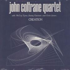 John Coltrane CREATION Blue Parrot Records MCCOY TYNER New Sealed Vinyl LP