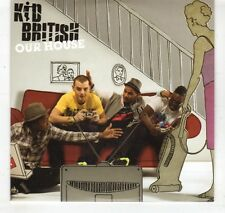 (HL366) Kid British, Our House - 2009 DJ CD
