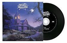King Diamond 'Them' Vinyl Replica Sleeve CD - NEW & SEALED
