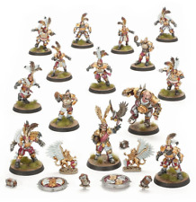 Warhammer Blood Bowl Imperial Nobility Team New