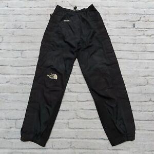 Vintage 90s North Face Goretex Snow Pants Black Size S Mountain Ski