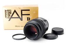 Nikon AF Micro Nikkor 105mm f/2.8 D Macro Close Up Lens in BOX[NEAR MINT]#360452