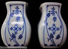 Blue White Salz Pfeffer Salt Pepper Shaker Set New Home Wedding House Small Gift